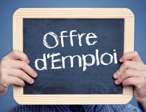 Recherche un(e) Employé(e) administratif(ve)